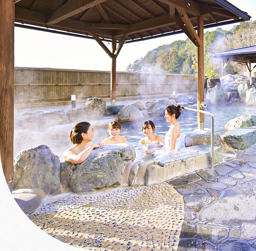 武芸川温泉 温泉施設写真