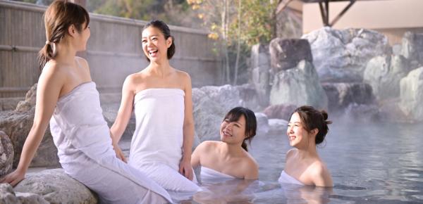 武芸川温泉の画像
